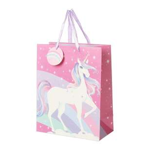 Artwrap Large Unicorn Beauty Bag