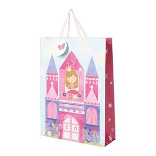 Artwrap Jumbo Princess Castle Bag