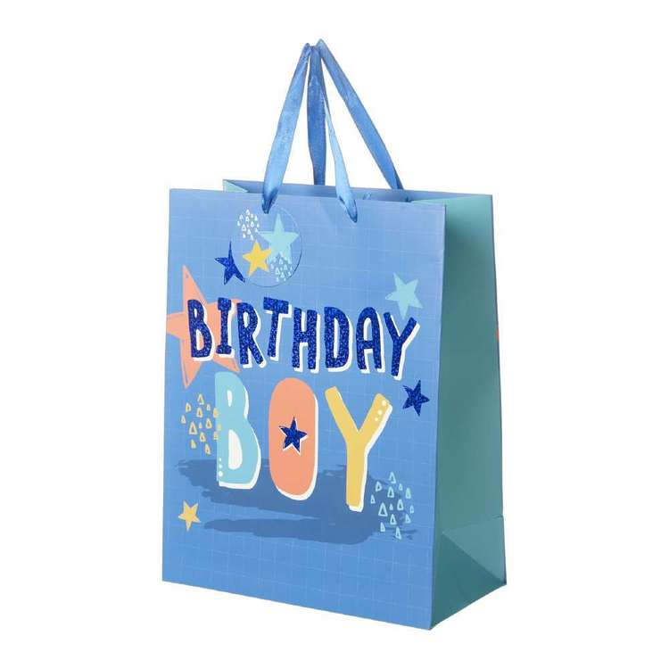 Artwrap Large Birthday Boy Bag