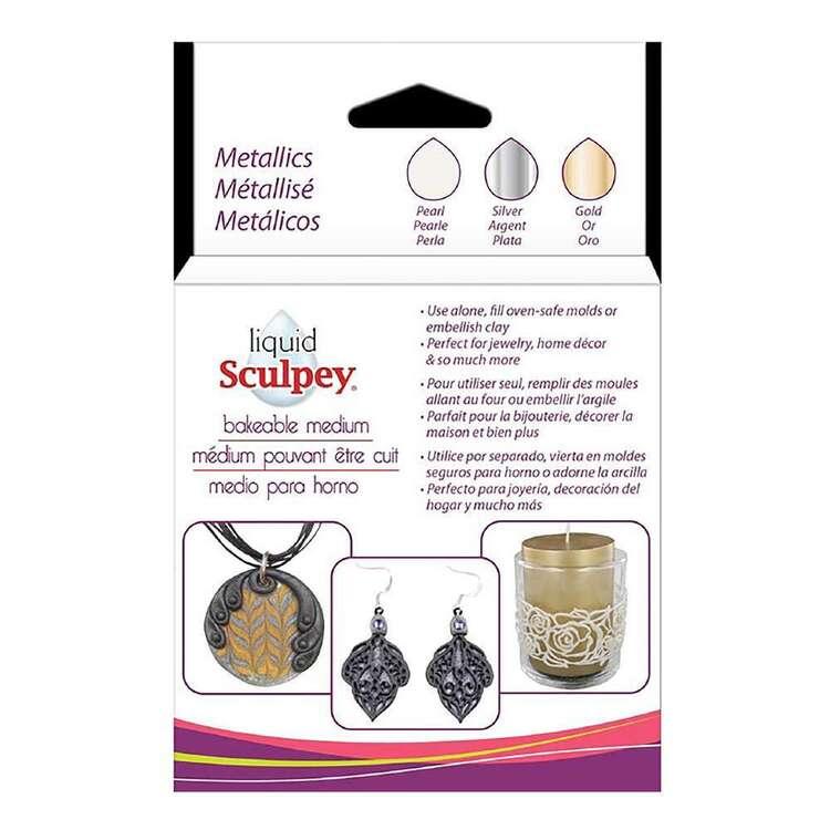 Sculpey Liquid Metallics