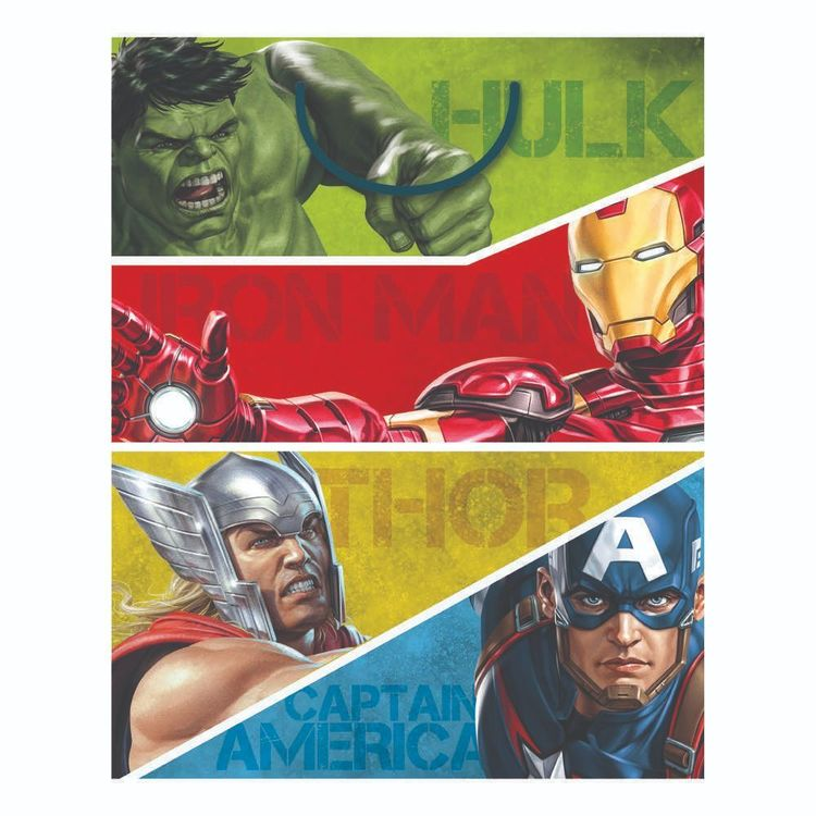 Artwrap Avengers Large Bag