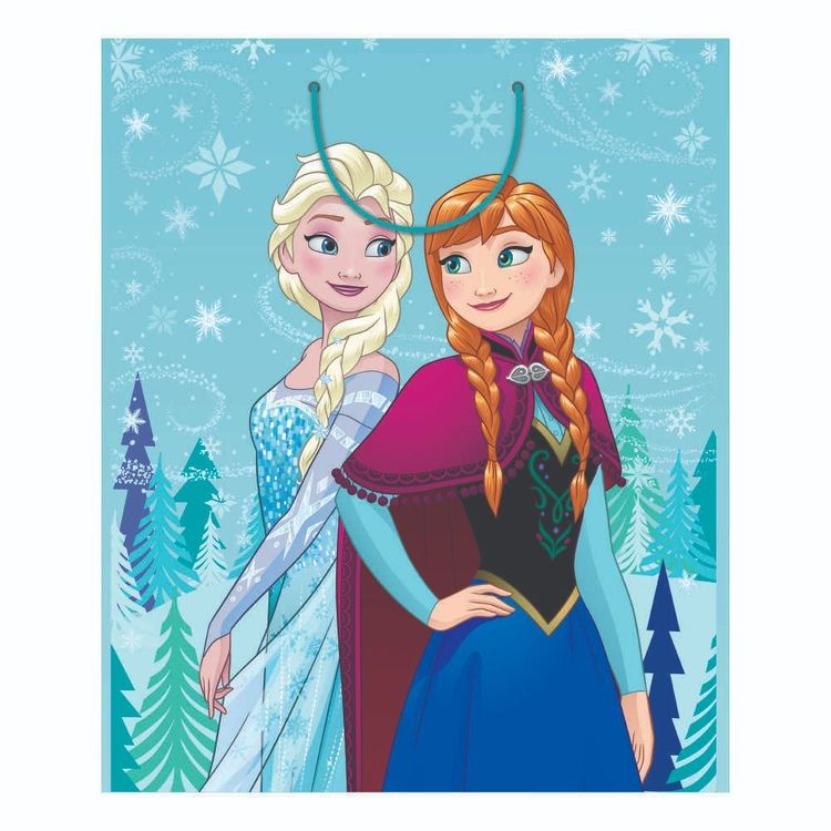 Artwrap Large Disney Frozen Bag