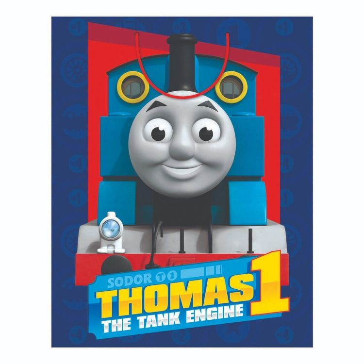 Artwrap Large Thomas The Tank Engine Bag