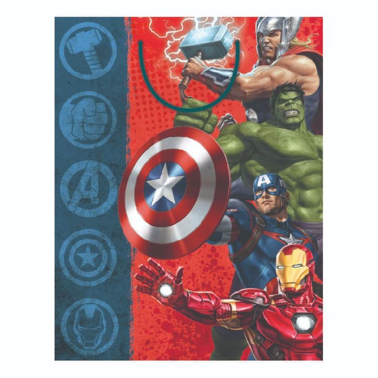 Artwrap Avengers Medium Bag