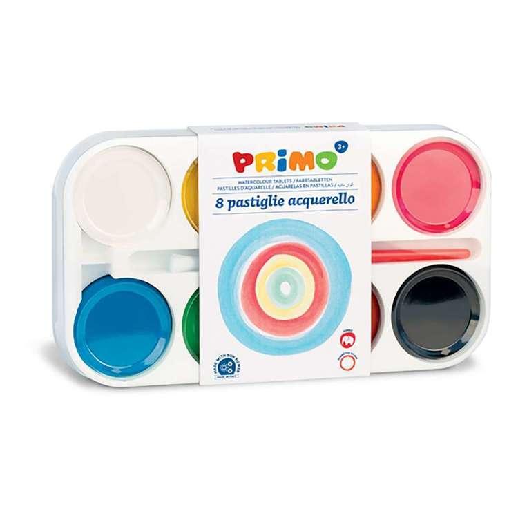 Primo Jumbo Watercolour Tablets