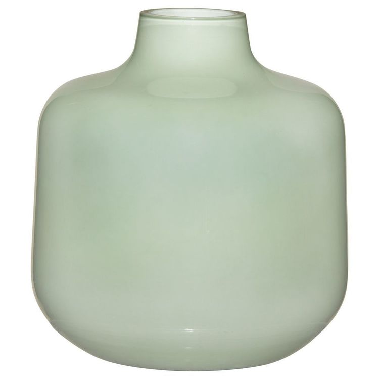 Bouclair Essence Of Green Opal Table Vase