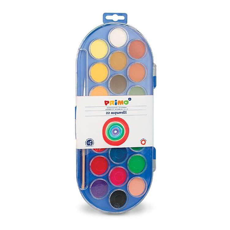Primo Watercolour Tablets Set of 22