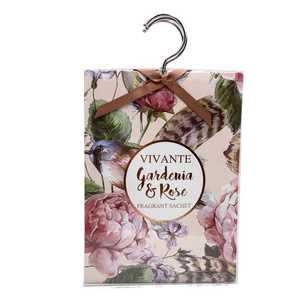 Pastel Pines Vivante Gardenia & Rose Fragrance Sachets 3 Pack