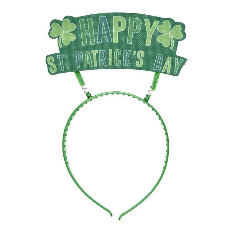 St. Patrick's Day Head Bopper