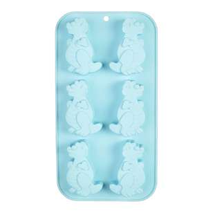 Party Creator Dinosaur 6 Piece Silicone Candy Mould