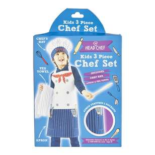 Party Creator 3 Piece Child Chef Set