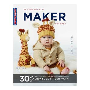 Spotlight Maker Baby Book Volume 4