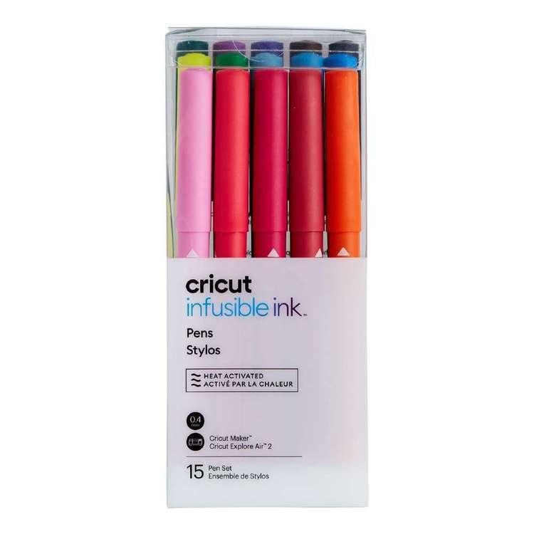 Cricut Infusible Ink 0.4 Tip Ultimate Pen Set 15 Pack