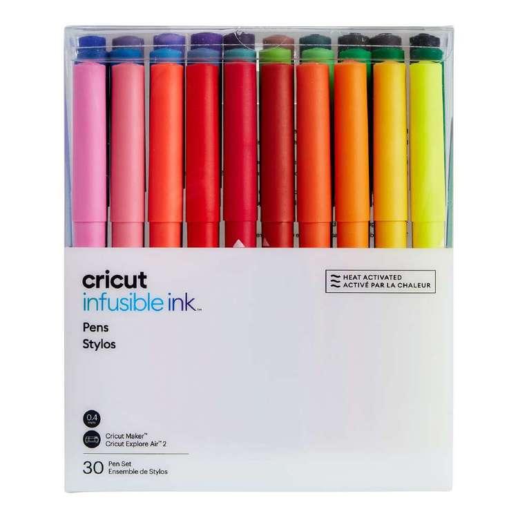 Cricut Infusible Ink 0.4 Tip Ultimate Pen Set 30 Pack