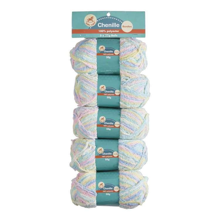 Bella Baby Bundles Chenille Polyester Yarn