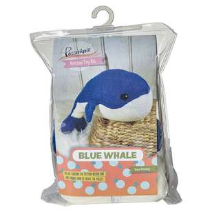 Passioknit Whale Toy Knit Kit