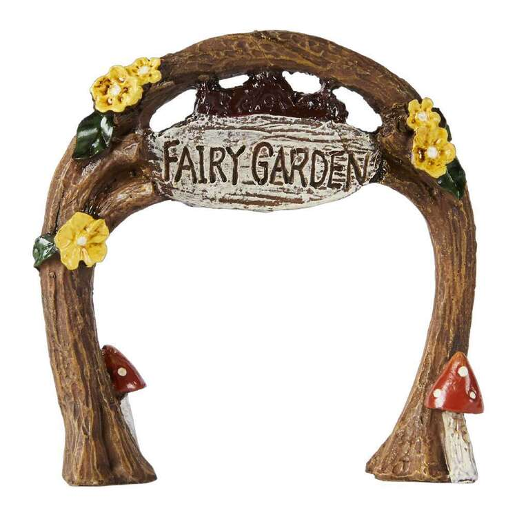 Fairy Village Mini Fairy Garden Arch