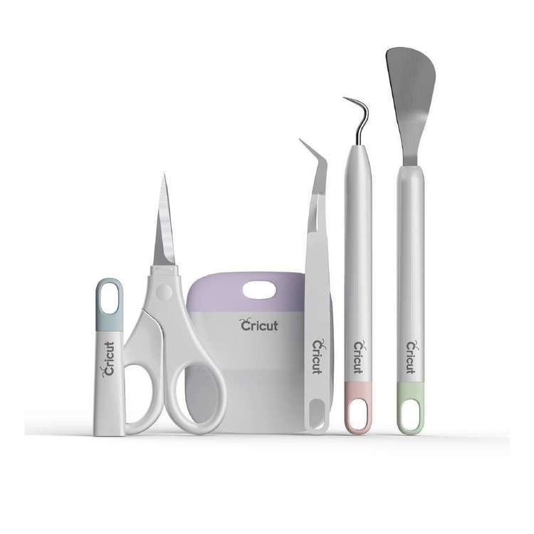 Cricut Core Colours Basic Tool Set