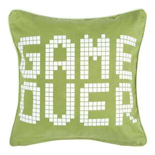 KOO Kids Game Over Cushion
