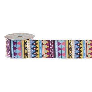 Boho Gypsy Geo Diamond Belt Trim
