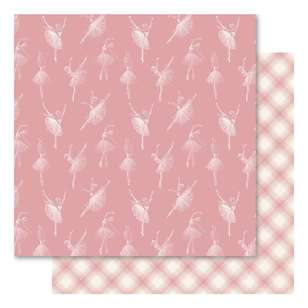 Bella! Mini Themes Dance Queen Ballerina Cardstock