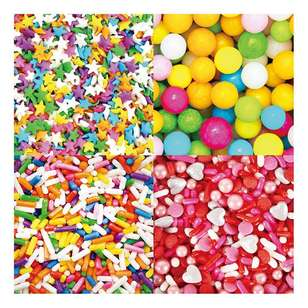 Bella! Paper World Sprinkles Deluxe Mix Cardstock Paper