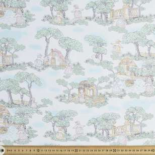 Toile Printed 112 cm Organic Cotton Jersey