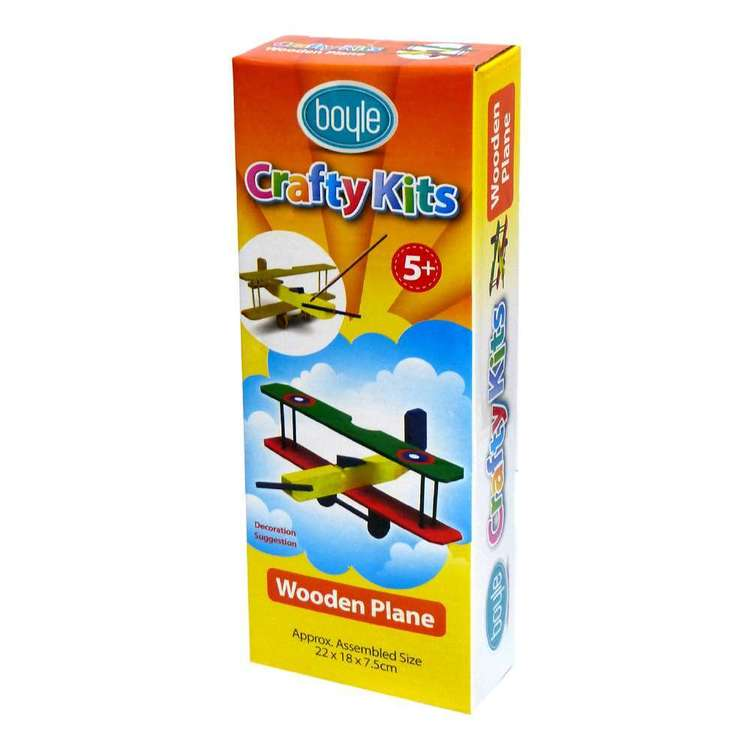 Boyle Plane Crafty Kit