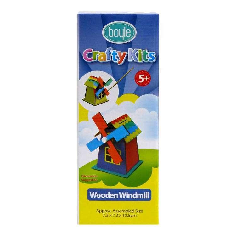 Boyle Windmill Crafty Kit