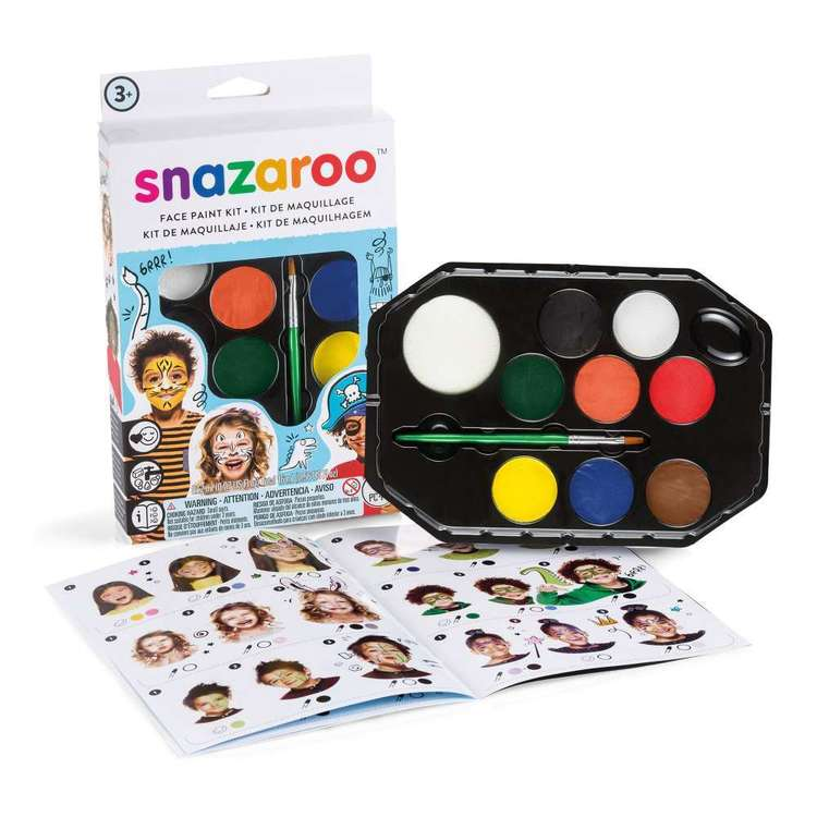 Snazaroo Boy Face Paint Kit