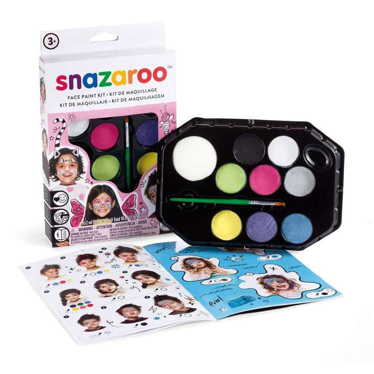 Snazaroo Girl Face Paint Kit