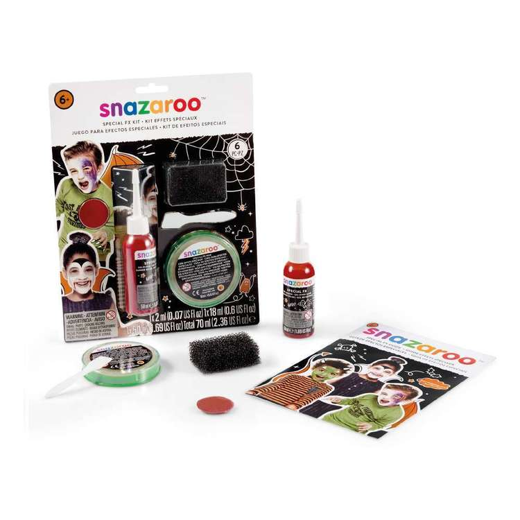 Snazaroo Special FX Face Paint Kit