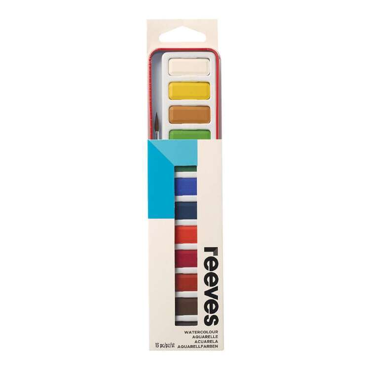 Reeves Watercolour Tablet Set