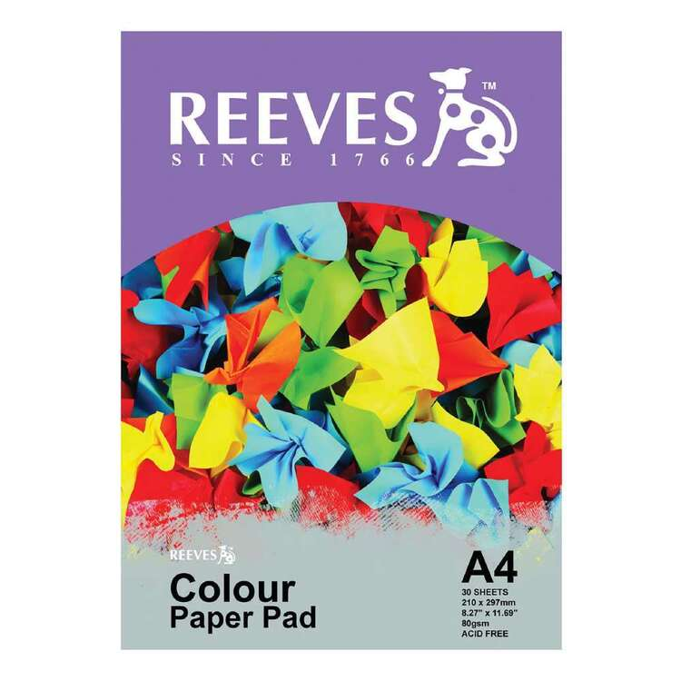 Reeves 80 gsm Colour Pad