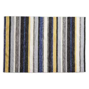 Koo Home Wager Textured Stripe Rug