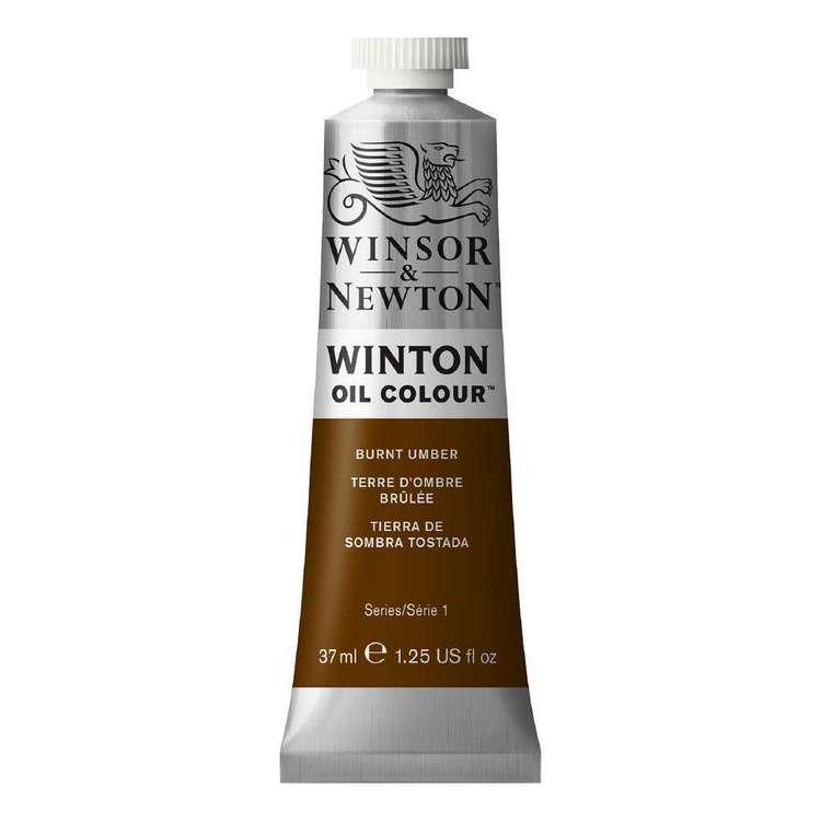 WN Winton Oil Paint
