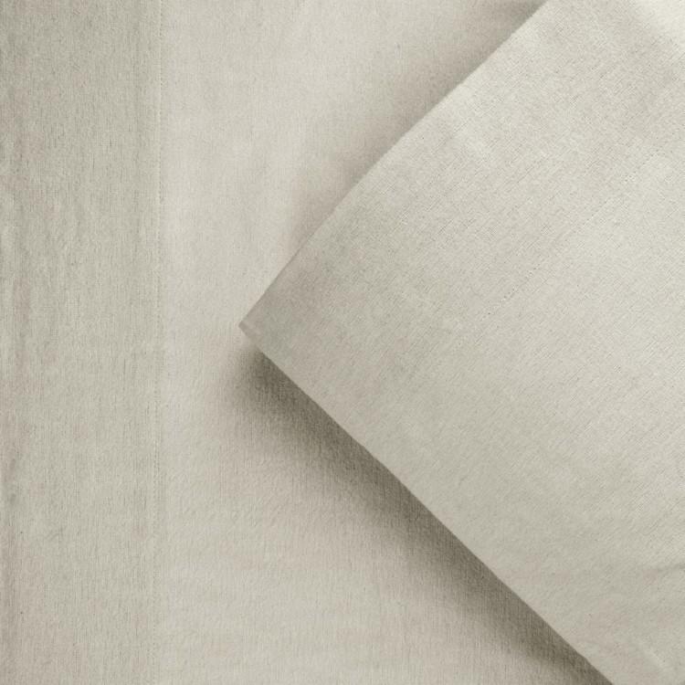 Brampton House Flannelette Fitted Sheet