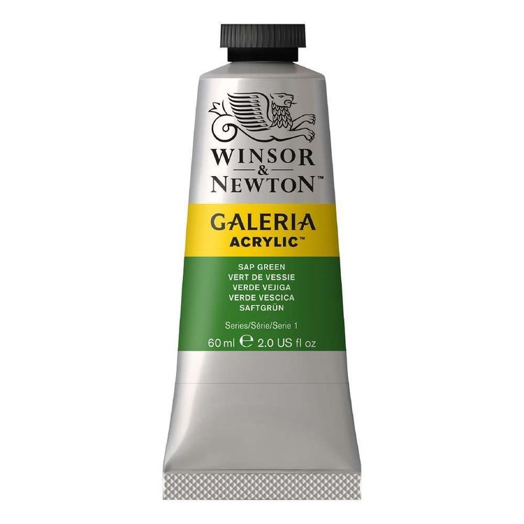 Winsor & Newton Galleria Series 1 Acrylic Paint