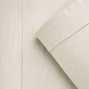 KOO Flannelette Sheet Set