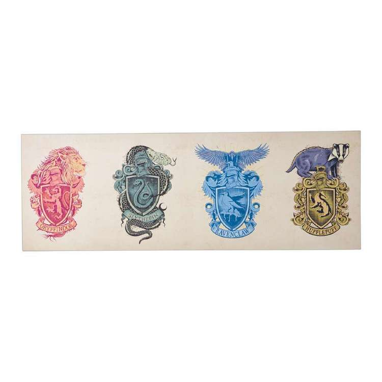 Tag Harry Potter Crests Canvas
