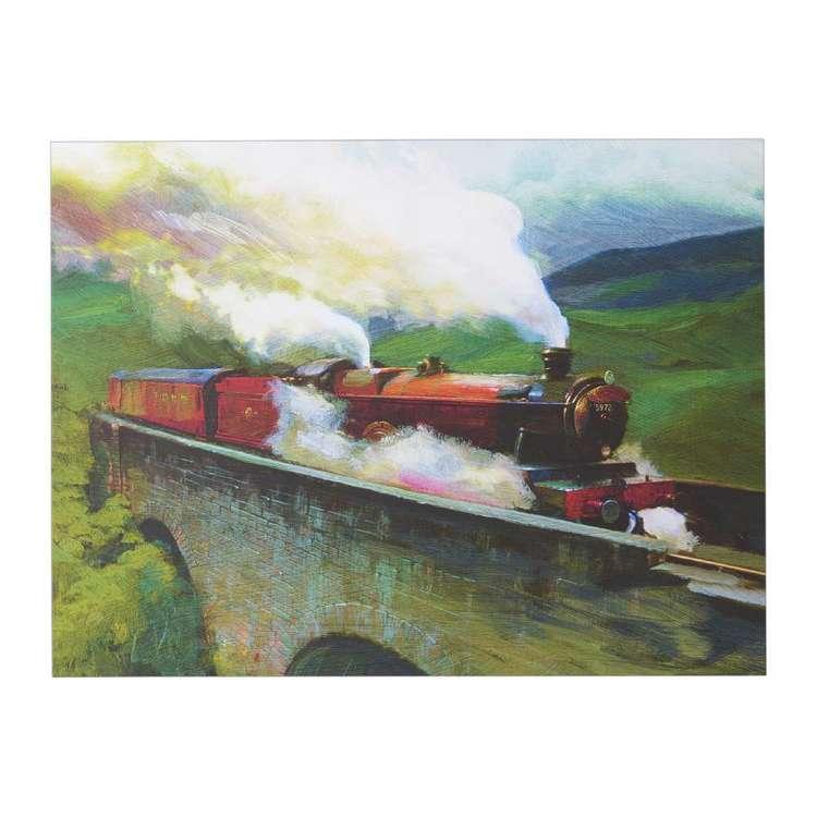 Tag Harry Potter Train Canvas
