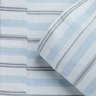 KOO Flannelette Farrow Sheet Set