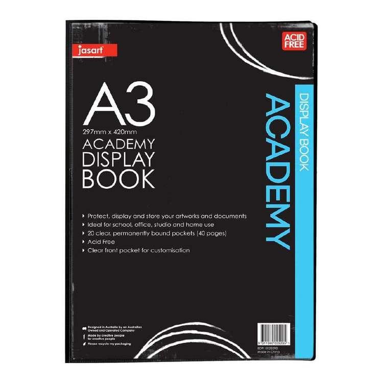Jasart Academy Display Book