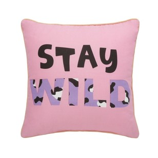 KOO Kids Leopard Spot Stay Wild Cushion