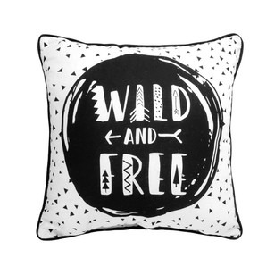 KOO Kids Lumberjack Wild & Free Cushion