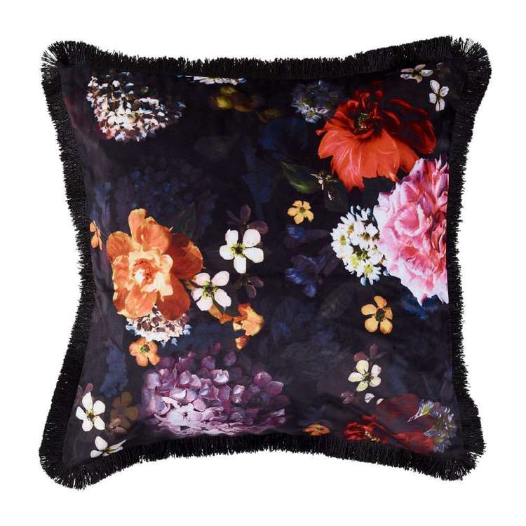 Koo Home Mystic Printed Velvet Cushion