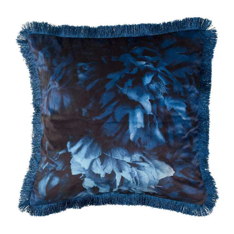 Koo Home Jewel Printed Velvet Cushion
