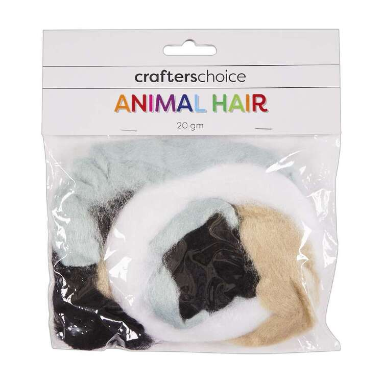 Crafters Choice Animal Hair 20G