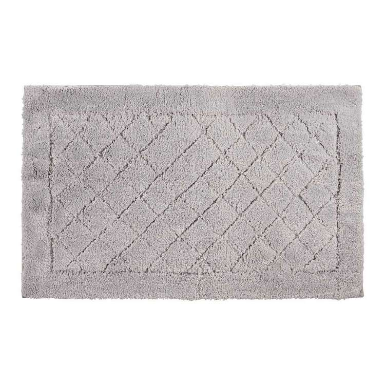 KOO Diamond Bath Mat