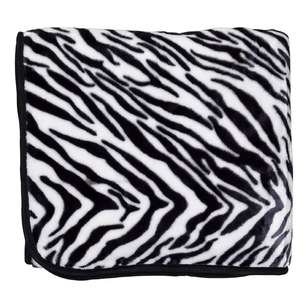 Ever Rest Animal Print Mink Blanket